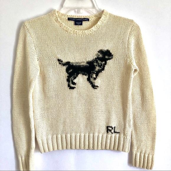 Ralph Lauren Sweaters Sport Dog Sweater Poshmark